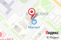 Схема проезда до компании Рт Центр в Рыбинске