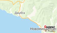 Гостиницы города Лермонтово на карте