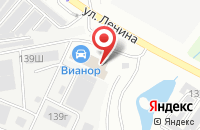 Схема проезда до компании Весёлые Карусели в Коломне