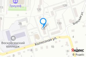Сдается однокомнатная квартира в Воскресенске Рабочая ул., 126