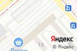 Схема проезда до компании Банкомат, Сбербанк, ПАО в Коломне