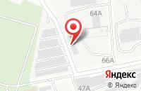 Схема проезда до компании Механизатор в Коломне