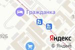 Схема проезда до компании Колорр в Коломне
