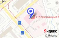 Схема проезда до компании СТАРХОВАЯ КОМПАНИЯ МЕДТЕХГАРАНТ в Коломне