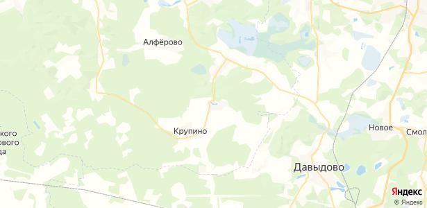 Ново-Загарье на карте