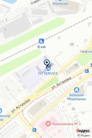 БИРЖА ТРУДА НАВИГАТОР на карте Коломны