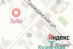 Схема проезда до компании Аллютех в Коломне