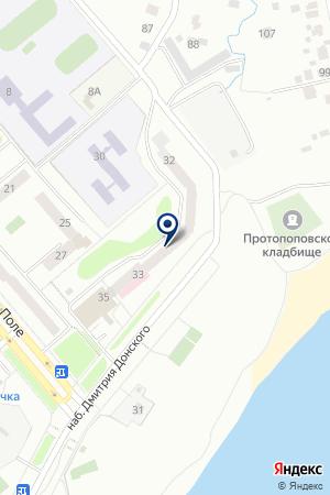 АРХИВНЫЙ ОТДЕЛ на карте Коломны