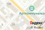 Схема проезда до компании Департамент городского хозяйства в Коломне