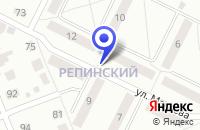 Схема проезда до компании АВТОСТОЯНКА КВАРТА в Коломне