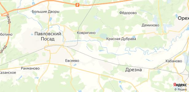 Саурово на карте