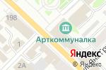Схема проезда до компании Нива+ в Коломне