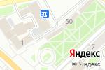 Схема проезда до компании ДОМфарма в Коломне