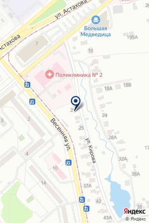 АНО УЧЕБНЫЙ ЦЕНТР МОСОБЛГАЗ на карте Коломны