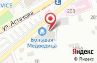 Схема проезда до компании Шатура в Коломне