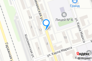 Сдается комната в однокомнатной квартире в Воскресенске микрорайон Цемгигант, Ленинская ул.