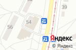 Схема проезда до компании Продтовары в Коломне