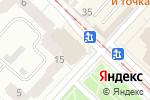 Схема проезда до компании Смак в Коломне