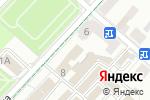 Схема проезда до компании ГАЗ в Коломне