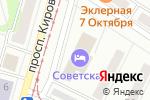 Схема проезда до компании ШТОФФ в Коломне