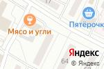 Схема проезда до компании ВЕК в Коломне