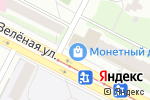 Схема проезда до компании СтройСегмент в Коломне