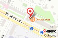 Схема проезда до компании Fix Price в Коломне