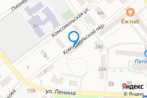 Снять студию в Электрогорске Комсомольский пер., 2