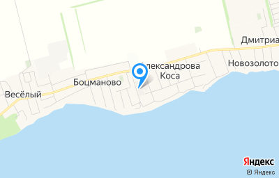 Местоположение на карте пункта техосмотра по адресу Ростовская обл, Неклиновский р-н, с Александрова Коса, ул Смирнова, зд 8