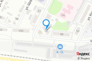 Двухкомнатная квартира в Коломне Коломенский г.о., ул. Калинина, 58