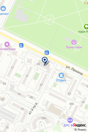 КАФЕ-РЕСТОРАН СТАТУС-С на карте Коломны
