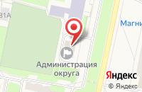 Схема проезда до компании Совет депутатов городского округа Электрогорск в Электрогорске