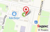 Схема проезда до компании Орто-н в Электрогорске