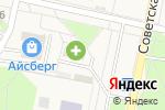 Схема проезда до компании Релакс в Электрогорске