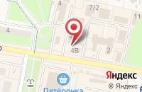 Схема проезда до компании Лабиринт.ру в Электрогорске