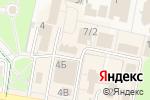 Схема проезда до компании Магазин цветов и подарков в Электрогорске