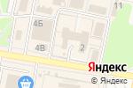 Схема проезда до компании MegaBit в Электрогорске