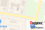 Схема проезда до компании Багетная мастерская в Электрогорске