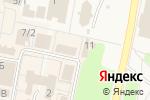 Схема проезда до компании МТС в Электрогорске