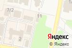 Схема проезда до компании АвтоПлюс в Электрогорске
