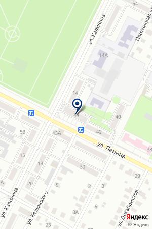 ГИМНАЗИЯ КВАНТОР на карте Коломны