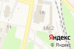 Схема проезда до компании Vera-Тур в Электрогорске