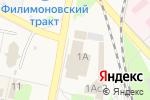 Схема проезда до компании Ideal Tour в Электрогорске