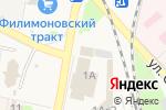 Схема проезда до компании Многопрофильный магазин в Электрогорске