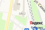 Схема проезда до компании Магазин строительных материалов в Электрогорске