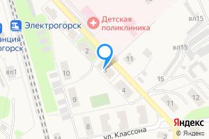 Снять двухкомнатную квартиру в Электрогорске ул. Классона, 3