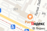 Схема проезда до компании Павловопосадские платки в Коломне