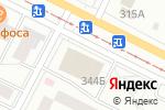 Схема проезда до компании Магазин товаров для творчества и рукоделия в Коломне