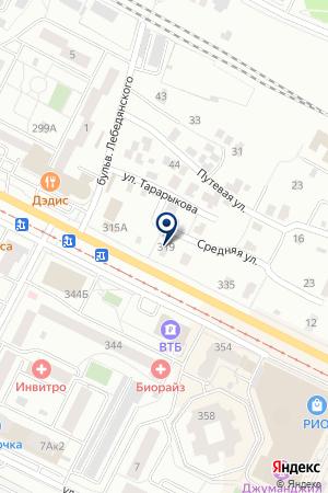 АВТОМАГАЗИН на карте Коломны