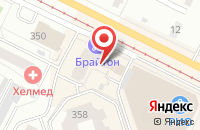 Схема проезда до компании Рекламно Информационное Агентство «Инфобюрорегион» в Коломне